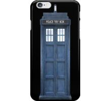 The Blue Box iPhone Case/Skin
