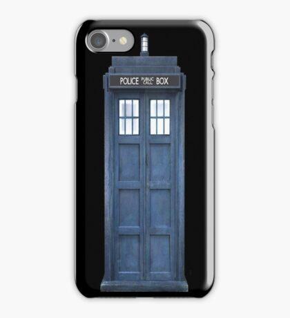 The Blue Box iPhone Case/Skin