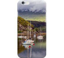 Tighnabruaich sailing club iPhone Case/Skin