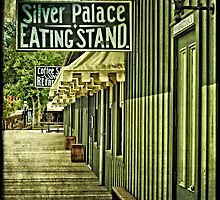 The Silver Palace in Old Sacramento by thomr