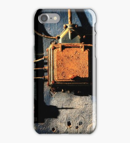 23.9.2014: Old Wires iPhone Case/Skin