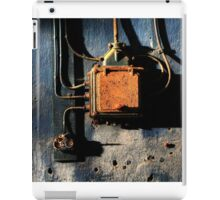 23.9.2014: Old Wires iPad Case/Skin