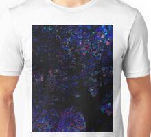 Neon Embers Unisex T-Shirt
