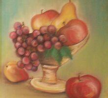 ON THE TABLE ...  by OlaG