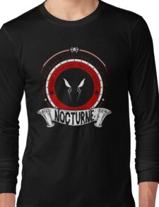 Nocturne - The Eternal Nightmare Long Sleeve T-Shirt