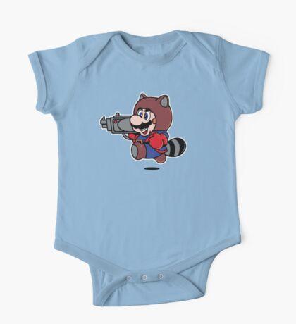 Rocket Tanooki Kids Clothes