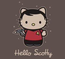 Hello Scotty by Fanboy30
