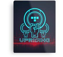 Uprising Metal Print