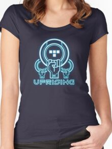 Uprising Women's Fitted Scoop T-Shirt