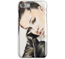 Grande songstress iPhone Case/Skin