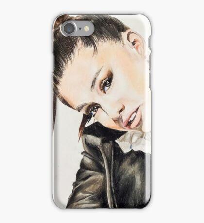 Grande songstress iPhone Case/Skin