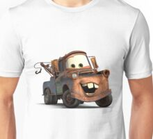 Mater from the Cars series Unisex T-Shirt