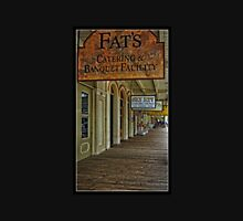 Fat's Catering in Old Sacramento T-Shirt