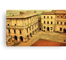 Nine Arches-Tuscany Canvas Print