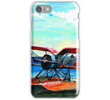 "Avion""point D"" Interrogation"" iPhone Case/Skin"