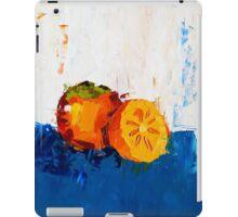 Divine Persimmon iPad Case/Skin