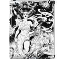 MOLL OF THE MONSTER iPad Case/Skin