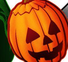 Happy, Happy Halloween! Sticker