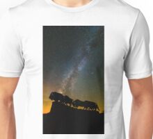 Caprock Canyon Bison Stars Unisex T-Shirt