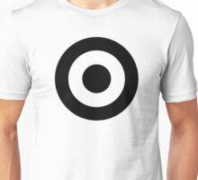 Target - Black Mod  Unisex T-Shirt