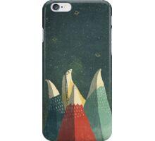 mountain phone case iPhone Case/Skin