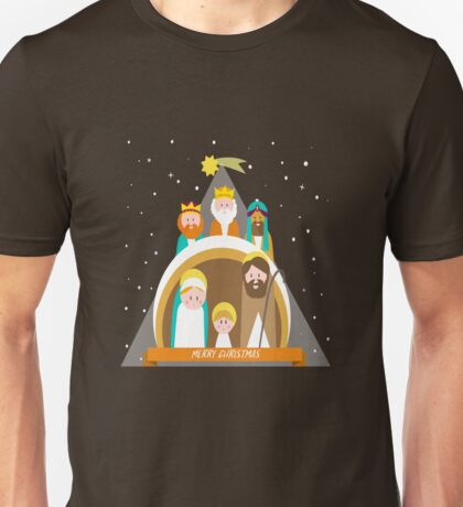 Nativity a Christmas Story Unisex T-Shirt