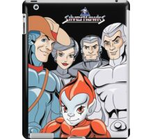 Silver Hawks 80s Cartoons Retro iPad Case/Skin