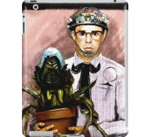Rick Moranis - 1980's comedy superstar iPad Case/Skin