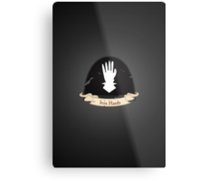 Iron Hands - Chapter - Warhammer Metal Print