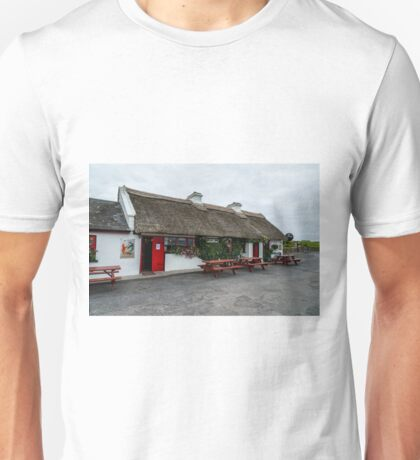 The Beach Bar, Aughris Head, Sligo, Ireland Unisex T-Shirt