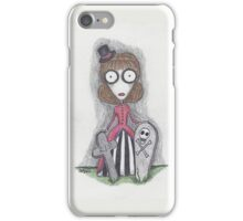visiting with friends (Rue) iPhone Case/Skin