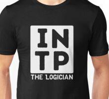 INTP - White Print Unisex T-Shirt