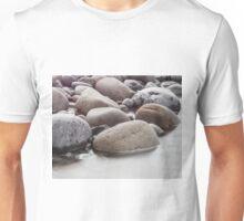 Stones on the beach 2 Unisex T-Shirt