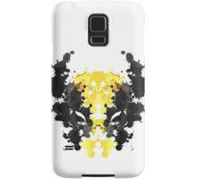 Wolverine Rorschach Samsung Galaxy Case/Skin
