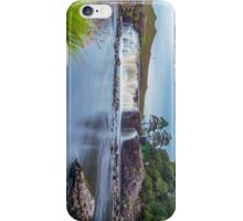 Aasleagh Falls, Connemara, Ireland iPhone Case/Skin