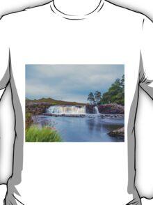 Aasleagh Falls, Connemara, Ireland T-Shirt
