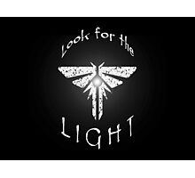 TLOU Firefly Photographic Print