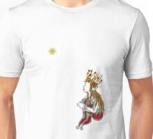 Female Holiday Elf Unisex T-Shirt