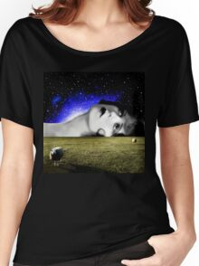 Counting Sheep Women's Relaxed Fit T-Shirt