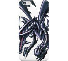 red eyes black dragon yugioh iPhone Case/Skin