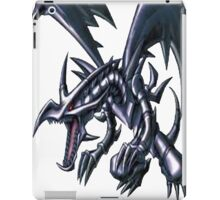 red eyes black dragon yugioh iPad Case/Skin