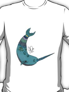 Narwhal in Sharpie  T-Shirt