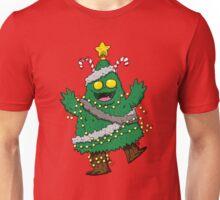 Christmas Monster Unisex T-Shirt