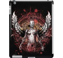 Man Angel: t shirt iPad Case/Skin