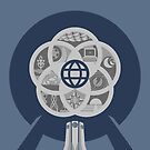 EPCOT Center 30th Variant by scbb11Sketch