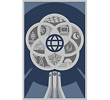 EPCOT Center 30th Variant Photographic Print