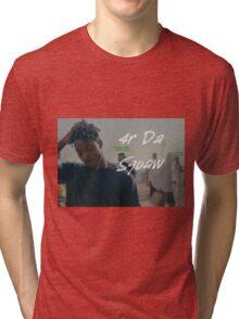Isaiah Rashad  - 4r Da Sqauw Tri-blend T-Shirt