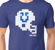 INDY Helmet - Tecmo Bowl Shirt Unisex T-Shirt