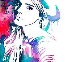 Emma Watson by Watercolorsart