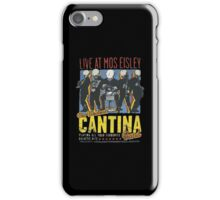 Star Wars - Cantina Band On Tour iPhone Case/Skin